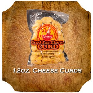 Yellow Wisconsin Cheese Curds