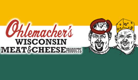 Ohlemacher's Wisconsin Meat & Cheese