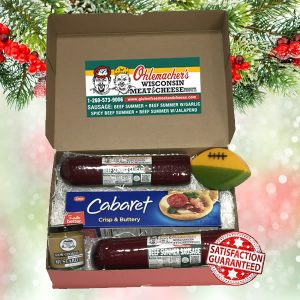 Ohlemachers Holiday Gift Box 8336 Football