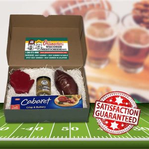 Gift Box 8335 Football Sausage