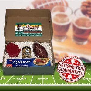 Gift Box 8335 Football Sausage