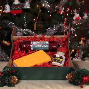 Corporate Holiday Gift Box