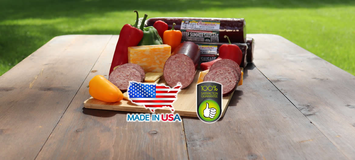 Gluten Free All Beef Summer Sausage
